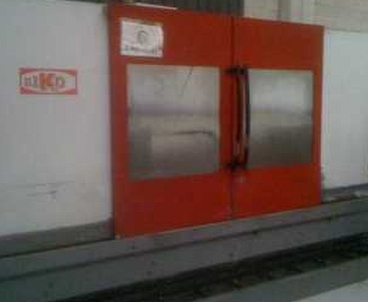 Vertical machining center Moving column EIKON