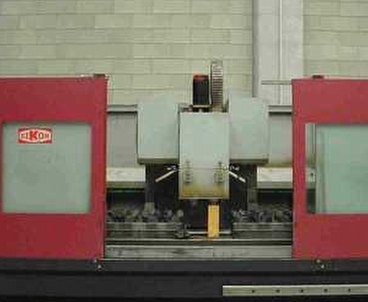 vertical machining center Vertical with 2 spindles EIKON
