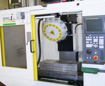 Vertical machining center Vertical FANUC-ROBODRILL
