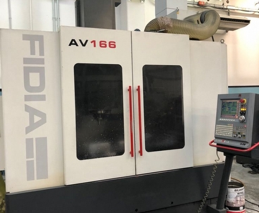 Vertical machining center Vertical FIDIA