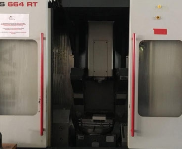 Vertical machining center 5 axes FIDIA