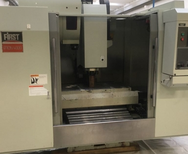 Vertical machining center Vertical FIRST