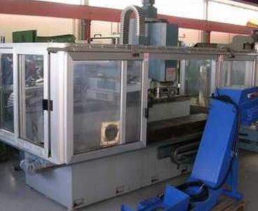 vertical machining center Pendular GUALDONI
