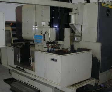 Vertical machining center Vertical HAMAI