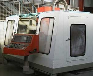 Vertical machining center Vertical HARTFORD