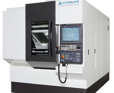 Vertical machining center 5 axes KITAMURA