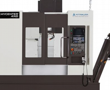 Vertical machining center  KITAMURA