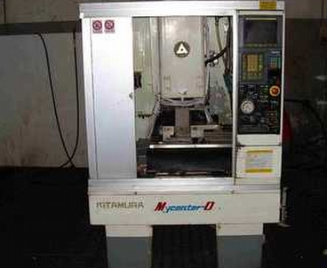 Vertical machining center Vertical KITAMURA