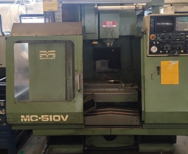 Vertical machining center Vertical MATSUURA