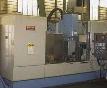 Vertical machining center Vertical MAZAK