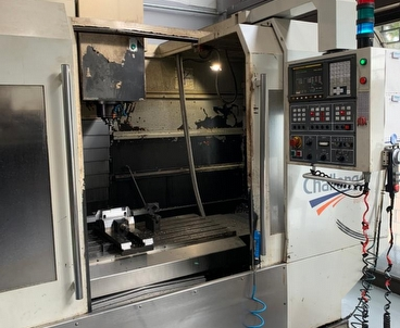 Vertical machining center Vertical MICROCUT