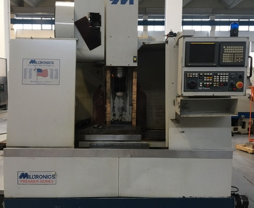 Vertical machining center Vertical MILLTRONICS