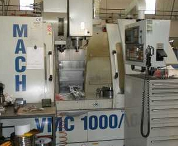Vertical machining center Vertical MIND MACH.T