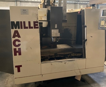 Vertical machining center Vertical MIND