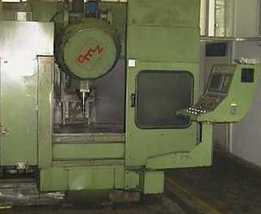 Vertical machining center Vertical OMZ