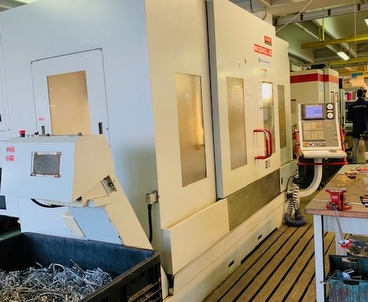 Vertical machining center Vertical QUASER