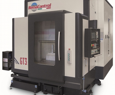 vertical machining center Moving column REMA CONTROL