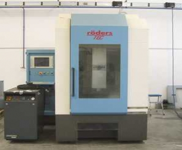 Vertical machining center Vertical RODERS