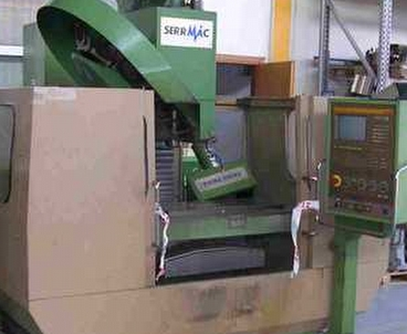 Vertical machining center Vertical SERRMAC