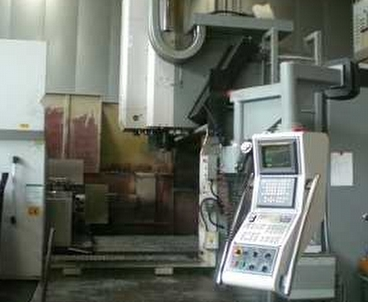 Vertical machining center Vertical SHE HONG