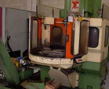 Vertical machining center Vertical SIGMA