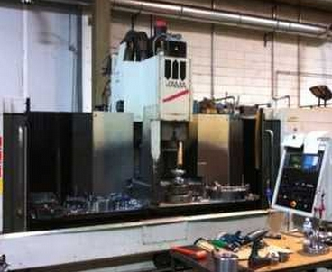 Vertical machining center Vertical STAMA