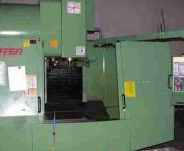 Vertical machining center Vertical TOPPER