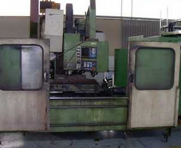 Vertical machining center Vertical WAT
