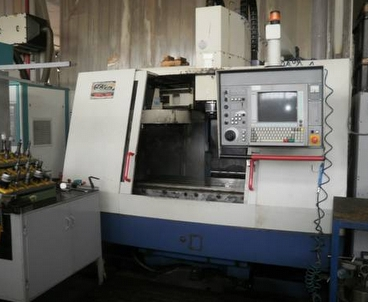 Vertical machining center Vertical ZPS